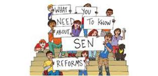 SEND reforms explained