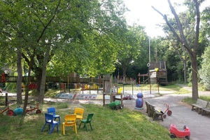 Hayward Adventure Playground
