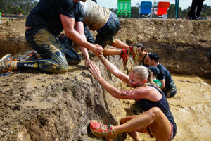 Tough Mudder 2018 - London West