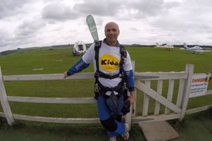West Midlands Skydive