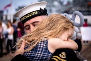 KIDS funder launches new program to support Royal Navy families