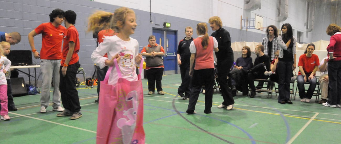 Lincolnshire STRUT After School club