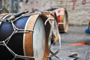 Ronnie Scott's Charitable Foundation funds some drumming workshops