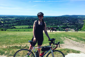 Taking on a 100mile cycle ride for KIDS