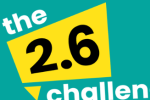 Join the 2.6 challenge and raise money for KIDS