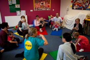 KIDS' Early Support and Learning Provision (Waddington Children