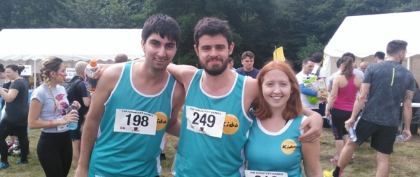 Why I am taking on the most hilarious obstacle race